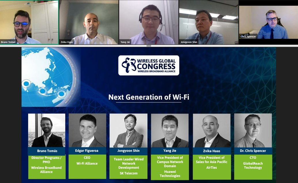 We are about to talk about the role of #SmartWiFi during the 'Life at Home' Era at @WBAlliance Asia Telecom Summit.  Join the livestream: https://t.co/BiwRordYy6 #wifintelligence #WGC #wifirevolution #openroaming #WiFi https://t.co/Iz6n3A5pUZ