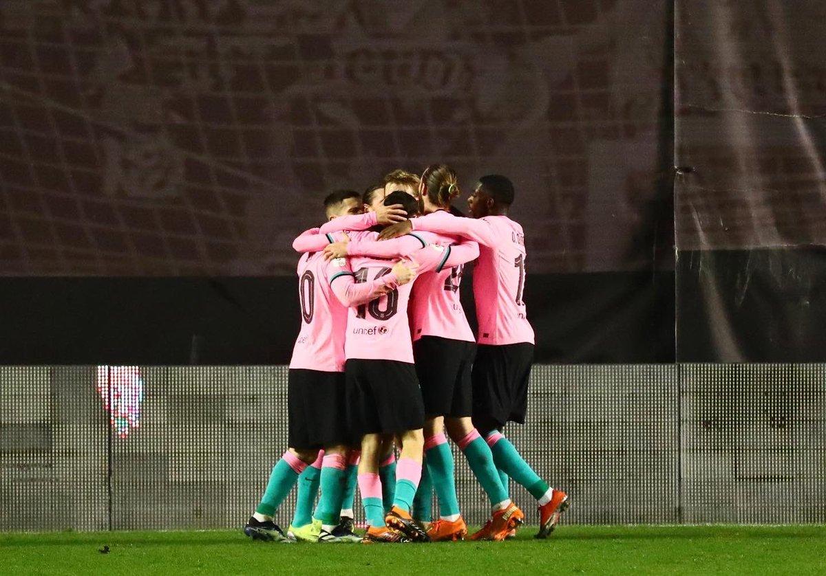 Next Match! - 🚩 La Liga Jornada 21 ⚽ Barcelona vs Athletic Bilbao 📅 Senin, 1 Februari 2021 🕒 03:00 WIB 🏟 Camp Nou 📺 BeIN Sport 1 / Streaming  #ForcaBarca