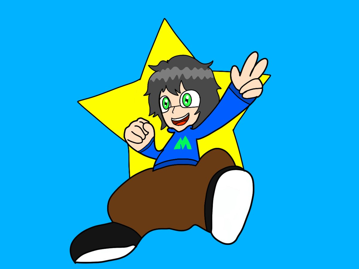 Max Doodle💙💚 #イラスト #イラスト好きさんと繋がりたい #お絵描き好きさんと繋がりたい #絵描きさんと繋がりたい #drawing #doodle #illustration #cute #art #何してもいいのよ #ドローイング #オリキャラ #ロックマン #myart #originalcharacter #myart #cartoon #anime #oc #freeart #artwork