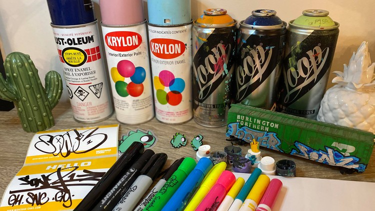 Drawing Graffiti   1 hour | 17 students  | December 2020 release   🆓 LINK =>    #Udemy #Coupon  #Drawing #Graffiti