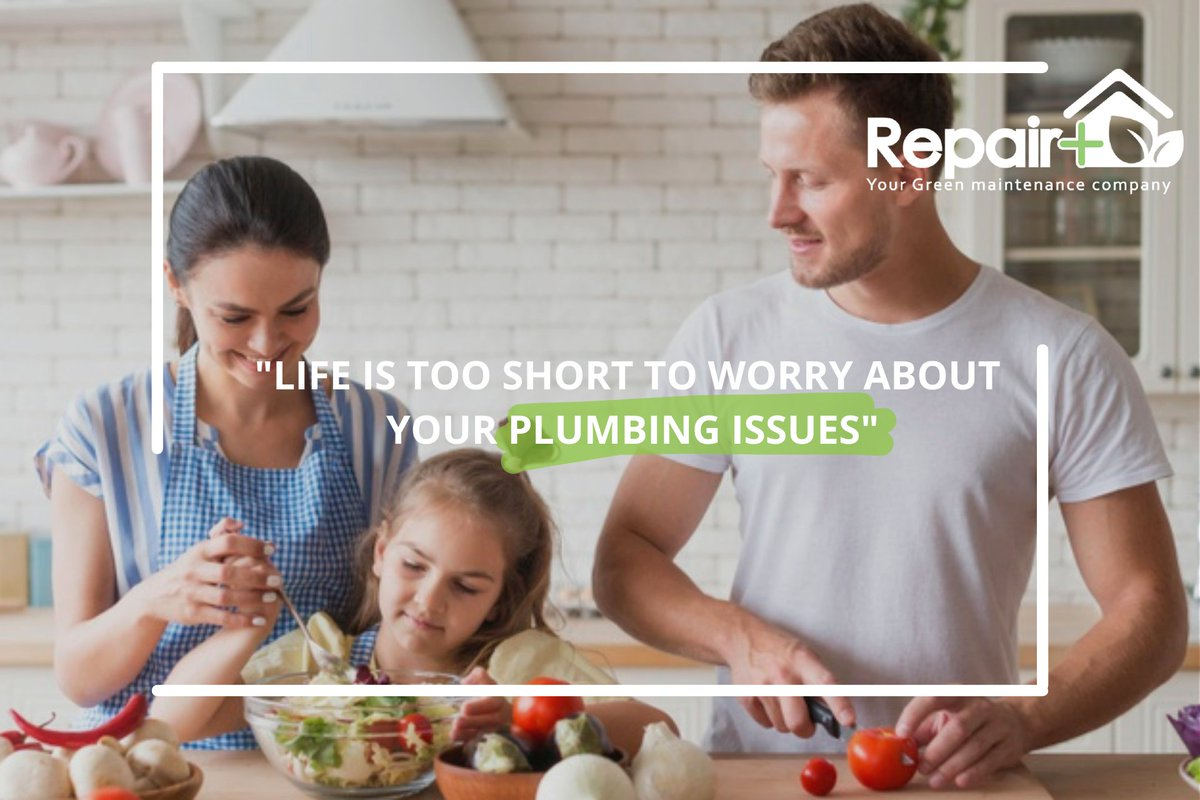 Spend more time doing the things you love with the people you love, and Repair Plus will take care of the rest.  . . . #water #plumbing #water leak #plumbing #waterislife #dubai #expo #nature #plumbingservices #dubailove #dxb #repairplus #homemaintenance #instagood #instagram