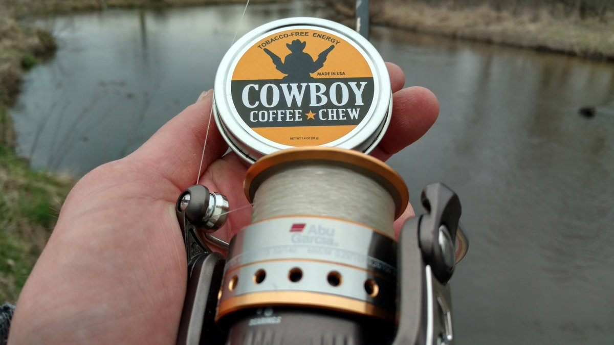 Fishermen and Hunters do you Want Coffee Energy when You're Hunting or Fishing? 100% Edible Checkout our Outdoor Caffeine Energy Chewing Tobacco  FREE Camping Gun Bow Turkeys Deer Trout Bass Muskie https://t.co/PwpwOaHCIn MLB NHL NBA NFL NASCAR https://t.co/RbUijrGEQV