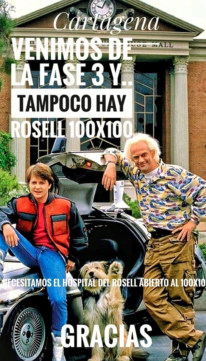 @jmbo1964 @UsuariosanidadM @sanoysalvoblog @smumfyc @SEMERGENap @APERMap_ @cesmmur @FcoAgullo @regiondemurcia #Horizonte #Covid. #Rosell100X100.