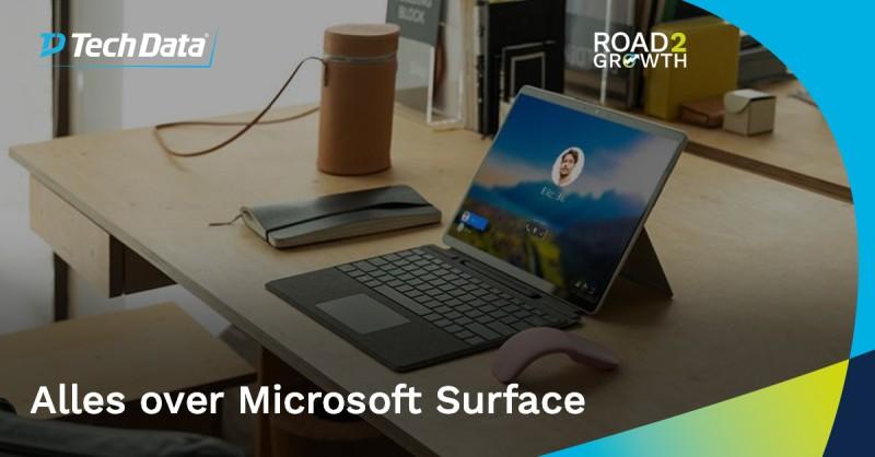 #Microsoft Surface is een veelzijdig en…