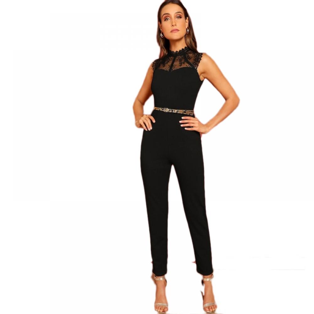 Women's Rayon Elegant Jumpsuit #food #tflers