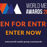 Image for the Tweet beginning: The World Media Awards 2021,