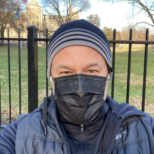 Are you wearing a mask to keep your community safe? Show me your favorite one. (Selfies encouraged.)