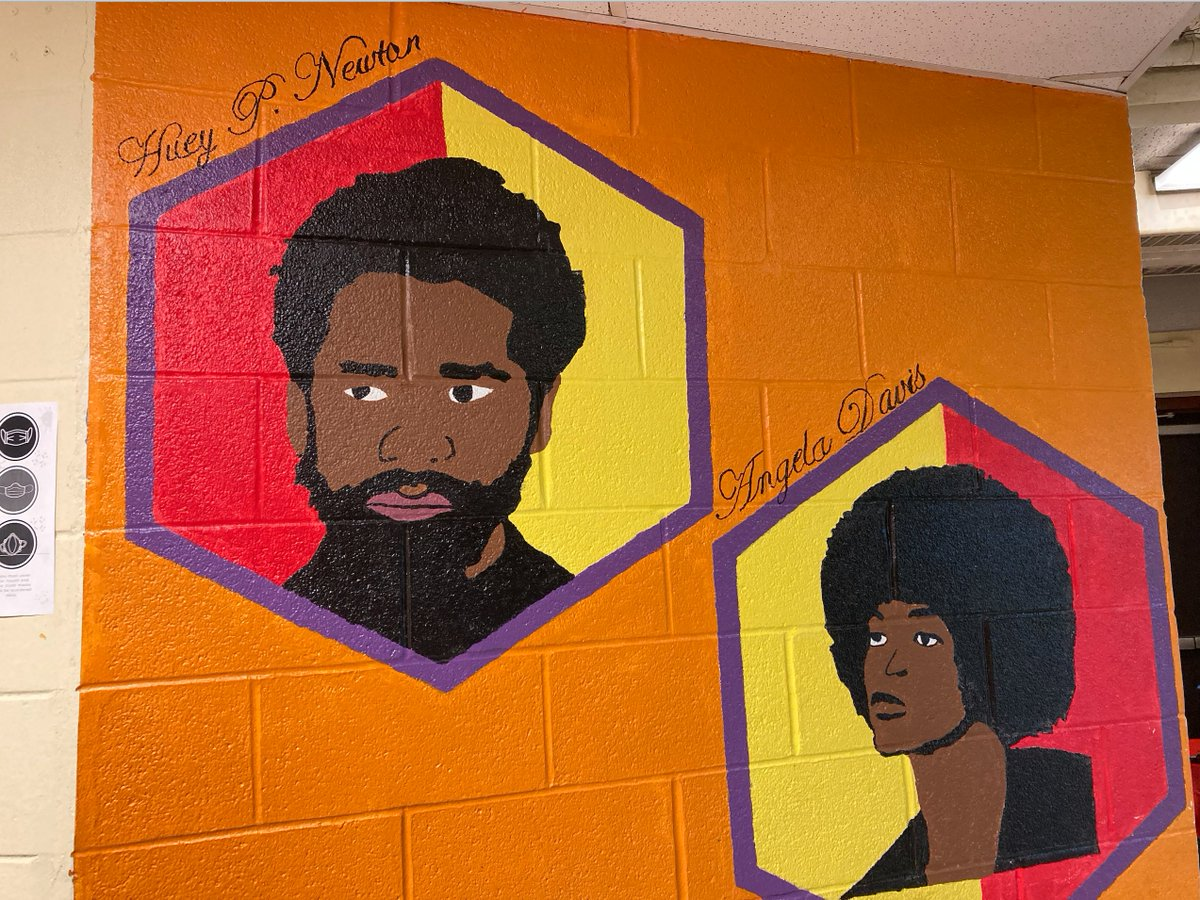 """Christopher F. Rufo ⚔️ on Twitter: """"SCOOP: A Philadelphia elementary school  forced fifth-grade students to celebrate """"black communism"""" and simulate a  Black Power rally to """"free Angela Davis"""" from prison. I've obtained"""