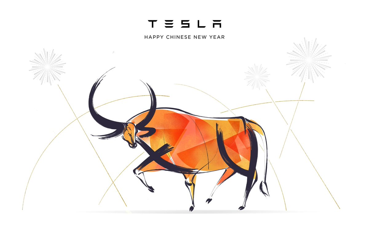 Replying to @elonmusk: Happy New Year of the Ox!