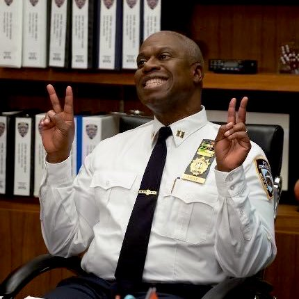 #brooklyn99                              but it comes back                          will be the     in 2021!                             last season