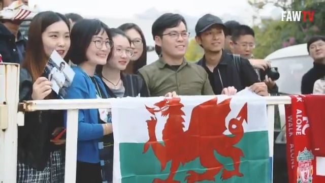 Wishing a happy #ChineseNewYearto those celebrating 🧧  ♥️ Take a look back at when @Cymru & #YWalGoch visited Nanning for the #ChinaCup  🎧 @rachelkcollier / @HorizonsCymru  #TogetherStronger #一起更强大