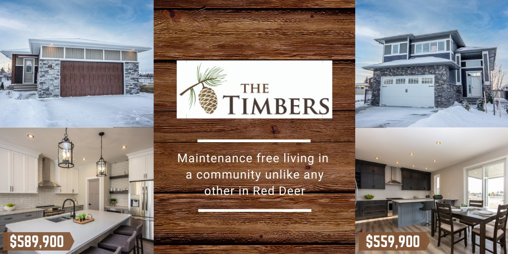 #OpenHouse (by appointment only/call Aaron to arrange your time 403.396.4016) today in our beautiful east side #Red Deer community, #TheTimbers  #luxuryhasanewaddress #youcouldlivehere   1 Talisman Cl / 1-5pm https://t.co/NalDvbYytm