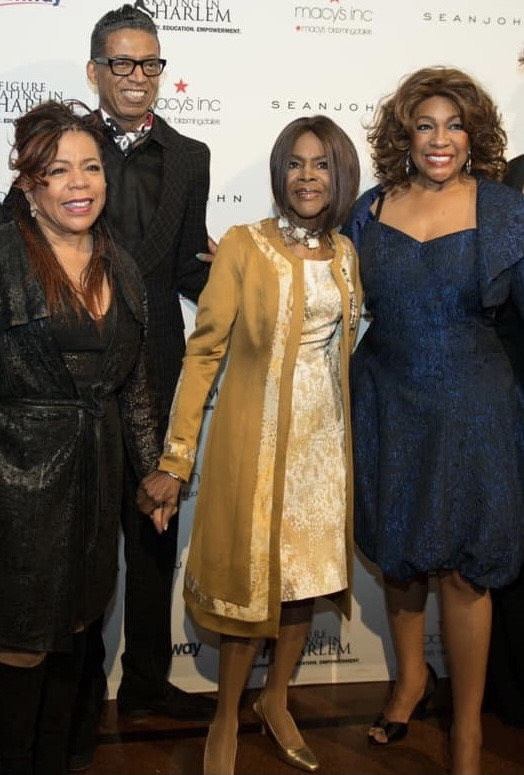 When Great Trees Fall... Precious memories! 📸🙏🏿♥️🙏🏿📸  #CicelyTyson #JustAsIAm 📚🎭👑  #MaryWilson #MaryWilsonSupreme 🎤  #ArtisticExcellence  #FriendsForever