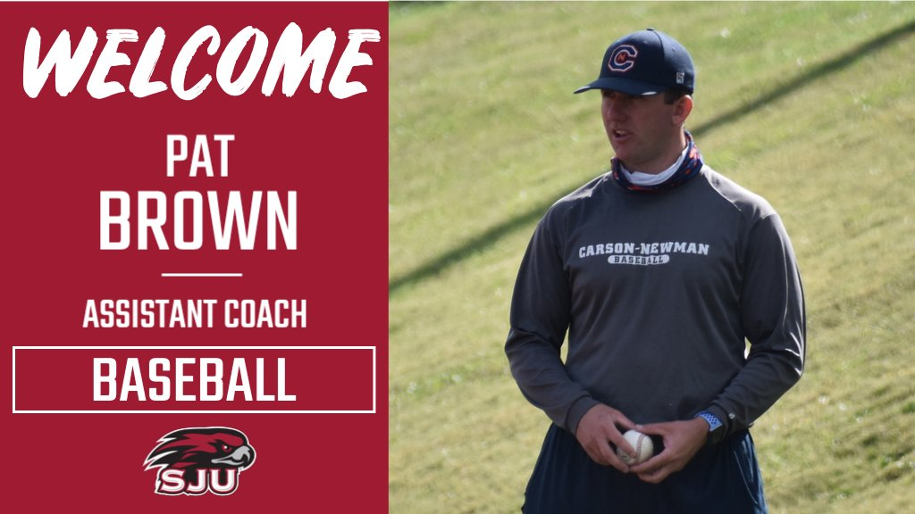 We're thrilled to announce that Pat Brown will be joining our coaching staff this season.  Welcome to Hawk Hill, Pat! #THWND  Story: https://t.co/24fK83HcuB https://t.co/4DrvTsyYdd