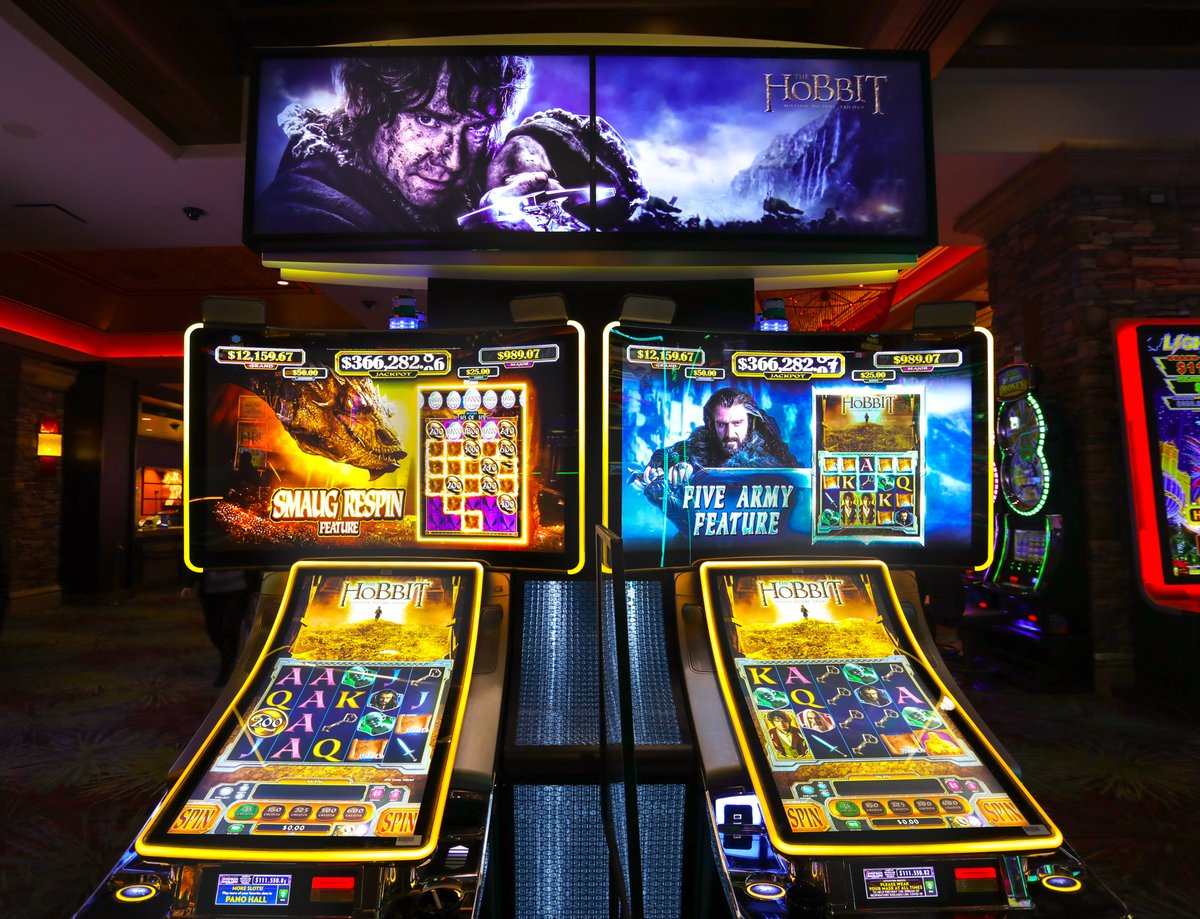 Have you played The Hobbit near The Gift Shop?