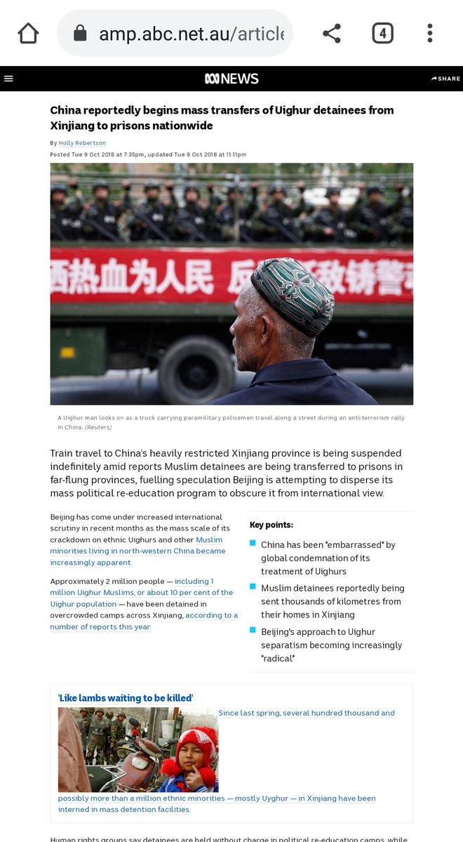 @GQ_France @nikebasketball  #Nike #HumanRights #healthcare #WHO #Warzone #Xinjiang #Chine #CORRUPTION #Humanity #international !#CosmicUnity #TeamNike #entrepreneurs 📰 #Deals 📔 #giftideas #gifts ⚖️ @TribunalUyghur