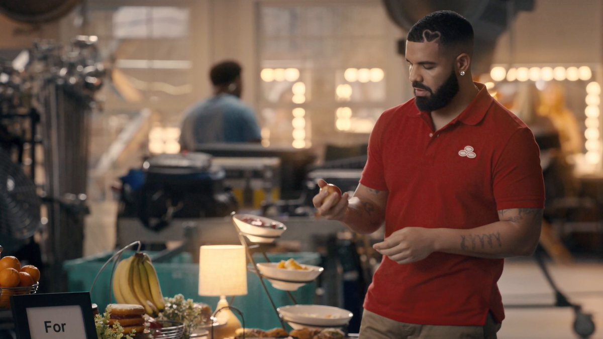 """Drake…? I thought I was the """"State Farm guy."""""""