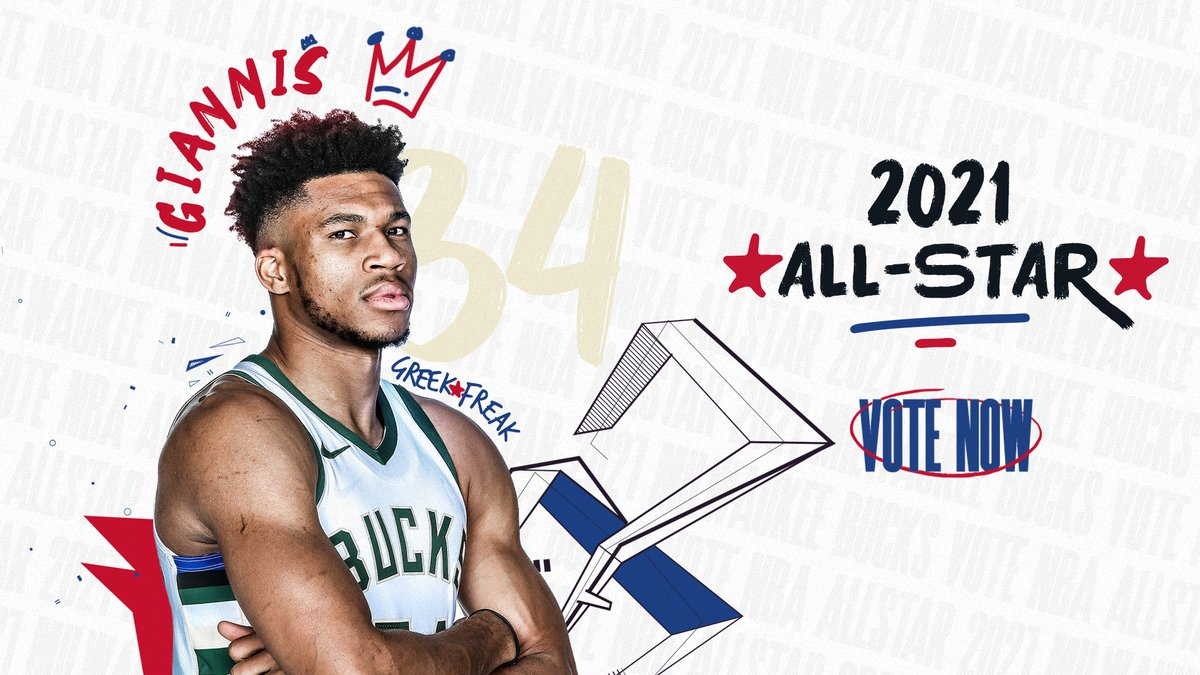 RT to vote @Giannis_An34 for #NBAAllStar!! https://t.co/36PuaWpbfO
