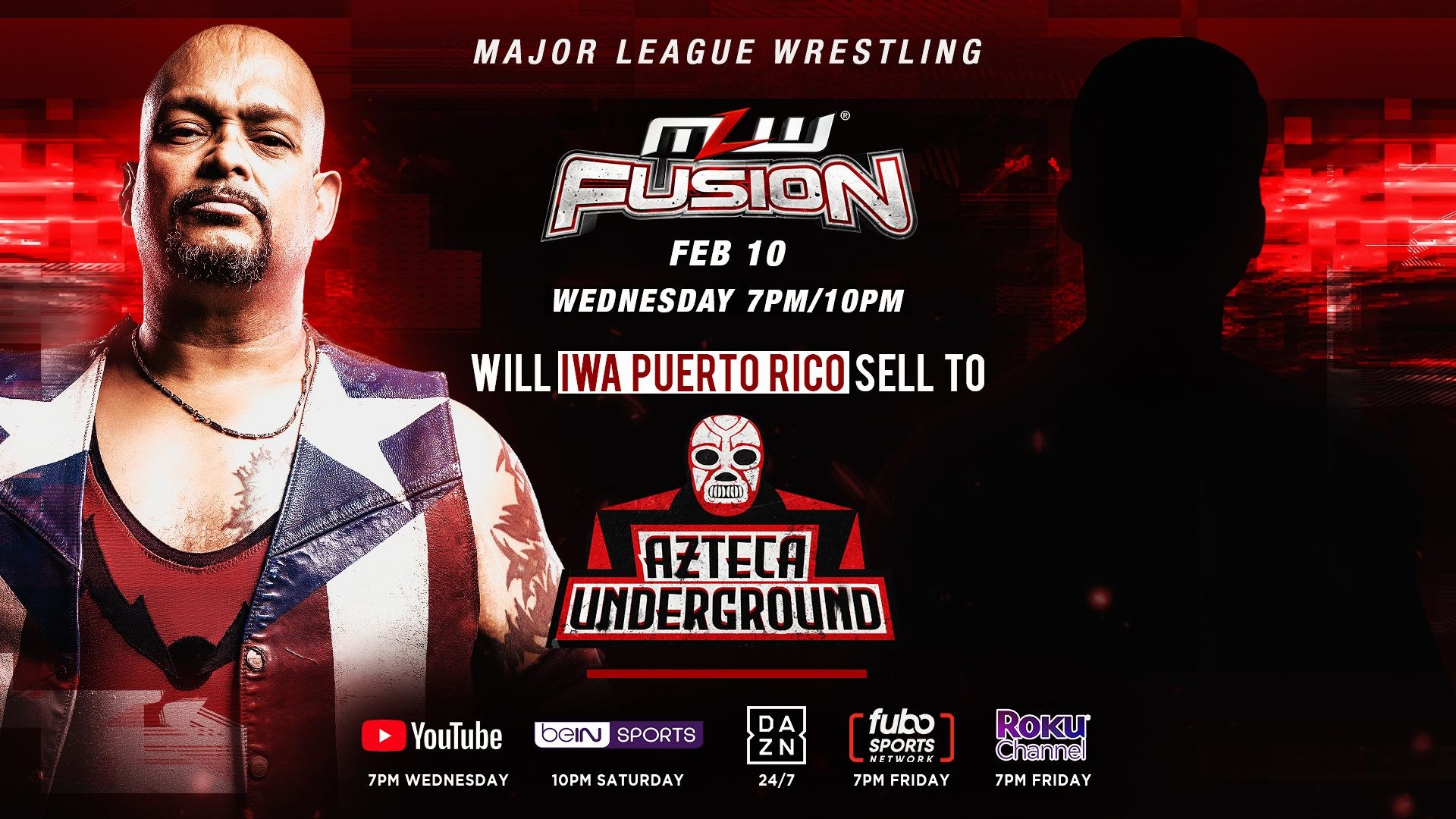 MLW Fusion Preview for 2/10/21