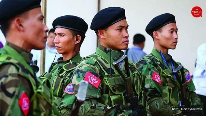 We Love Arakan Army