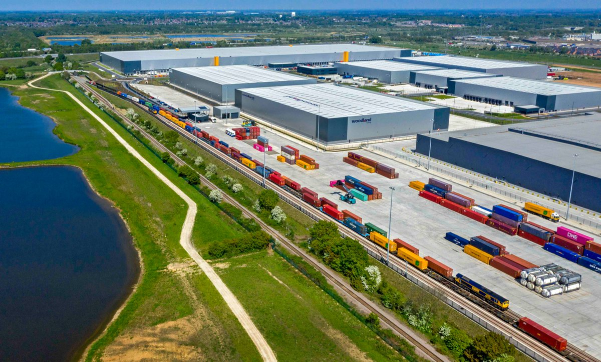 We are proud to open our NEW 195,000 sq ft facility as part of iPort, the UK's most advanced multimodal logistics hub in Doncaster, UK.  We care. We connect. We deliver.  https://t.co/v2SjRVbrbR  #supplychain #logistics #solutions #UK #Doncaster #iport https://t.co/D7YDAUp7lI