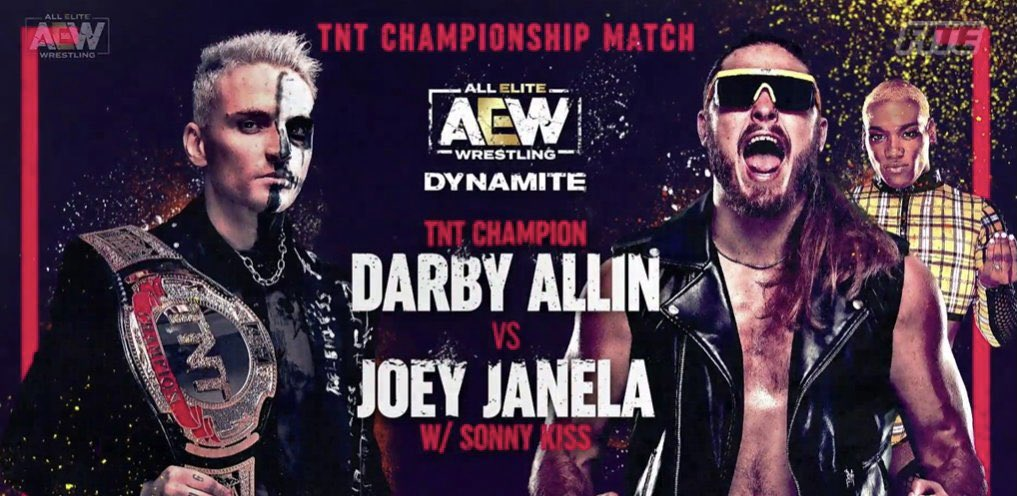 AEW Dynamite IGNITE for 2/10/21