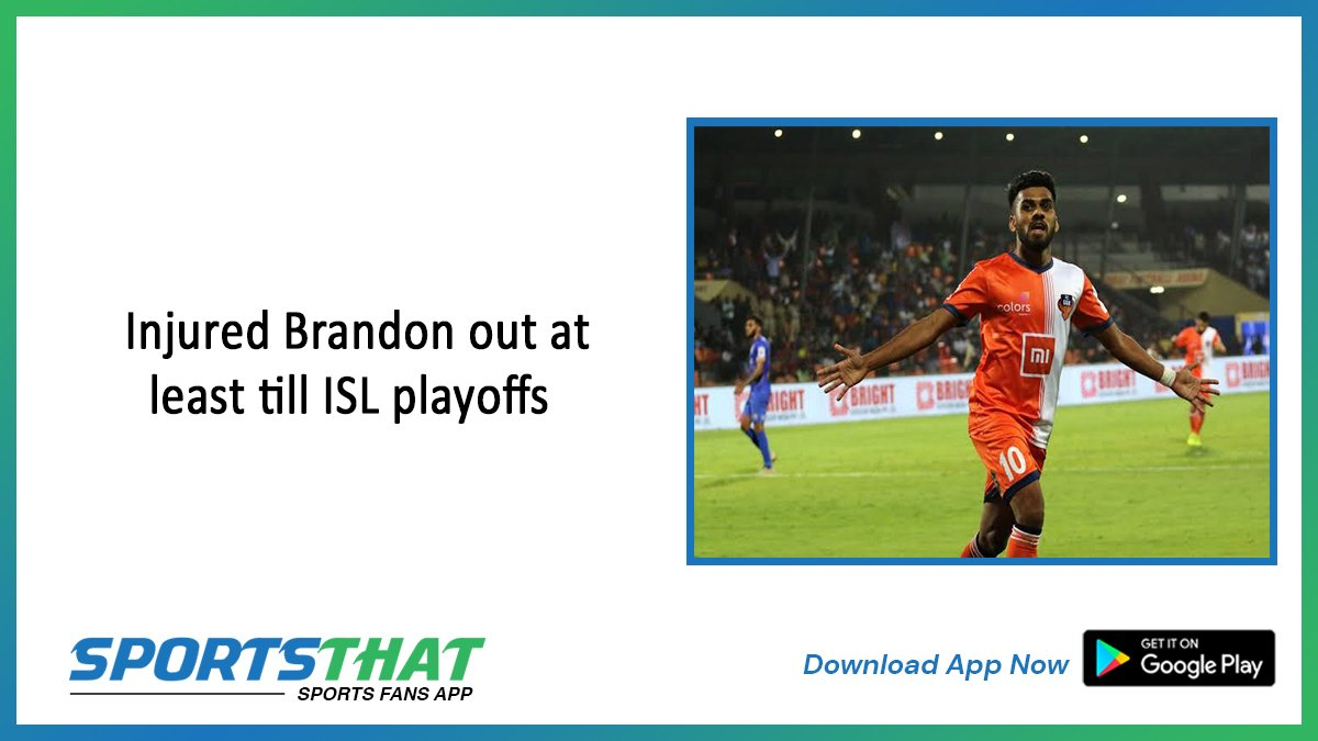Will Brandon's absence be a massive setback for the Gaurs heading into the business end of the season? #brandonfernandes #indiansuperleague  #isl7 #fcgoa #atkmohunbagan #mumbaicity #keralablasters #footballfans #footballupdates #indianfooball #sunilchhetri #afcchampionship