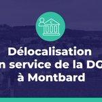 Un service informatique de la @dgfip_officiel, aux attributions nationales, s'installera avec 25 agents en 2022, à #Montbard.  C'est une bonne nouvelle pour toute la #CôtedOr & le #Département sera présent auprès de la commune et de son maire Laurence Porte pour les accompagner.