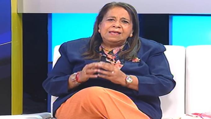 Nidia Díaz: FMLN no discutirá destitución de presidente Bukele