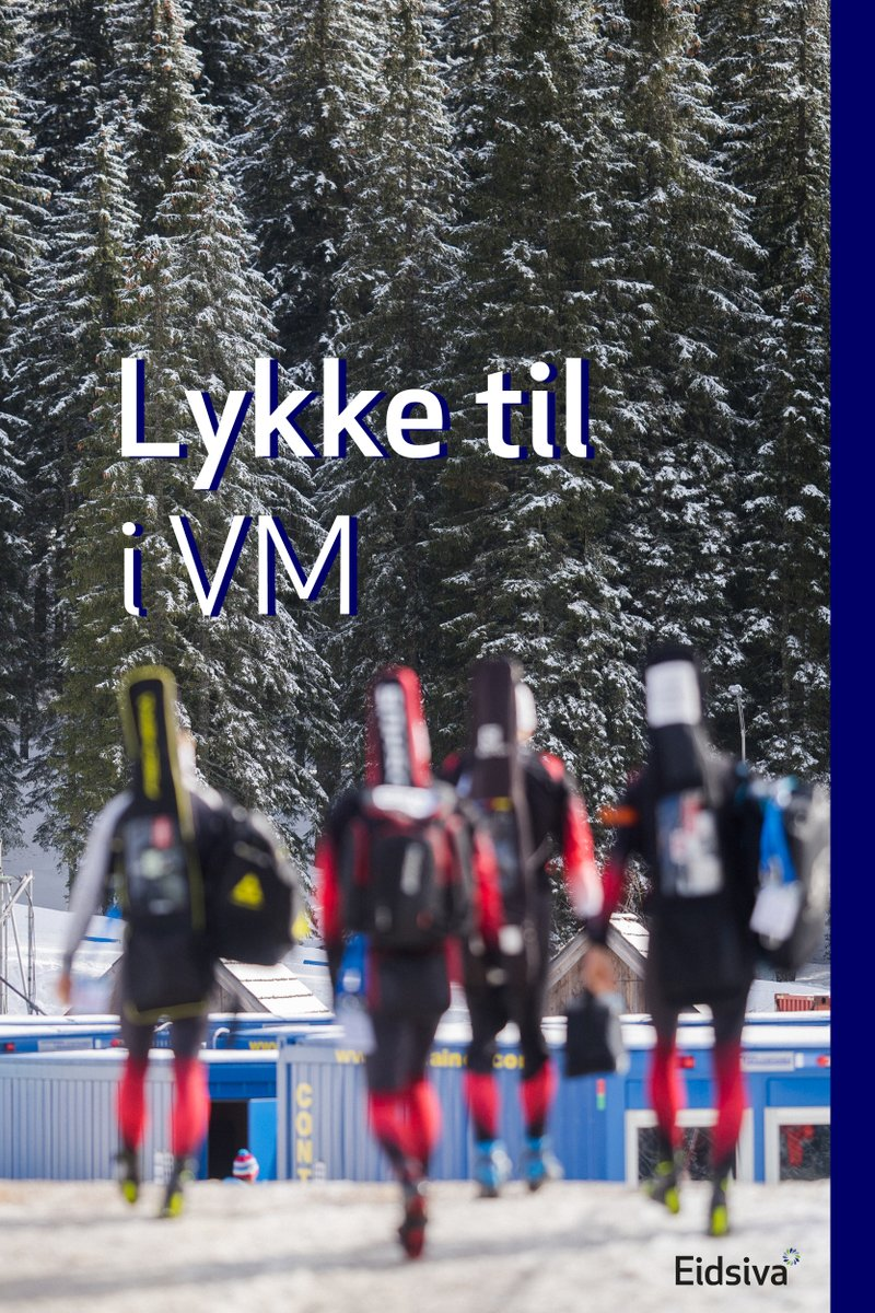 Heia skiskytterne! https://t.co/QY69TngNsu