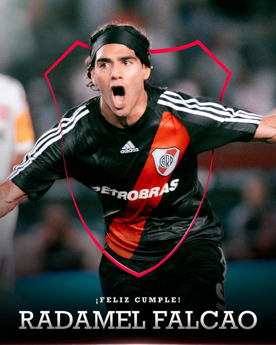 🎂 ¡Feliz cumpleaños, @FALCAO! 🐯🇨🇴