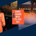 Image for the Tweet beginning: Kornit Fashion Week Tel Aviv