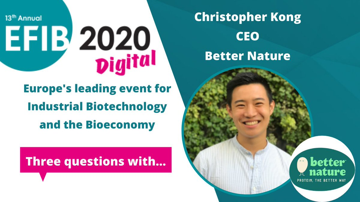 test Twitter Media - Celebrate #WorldPulsesDay in style and watch our interview with #EFIB2020 Start-Up Forum winner Christopher Kong @betternature_ !   Tempeh #fermentation - using #soybeans or other #pulses - is a fantastic way to develop #alternativeprotein.   Watch now ▶️https://t.co/UbSjDY8XFz https://t.co/slIfel6u25