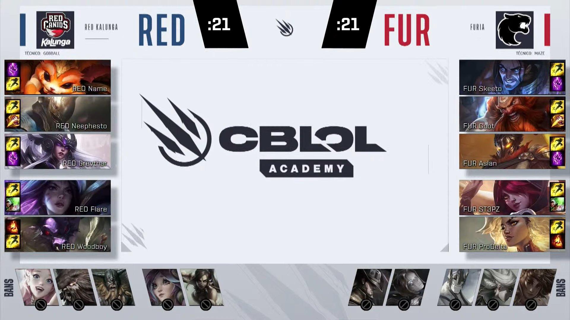 CBLOL Academy – Kabum domina e garante a sua redenção!