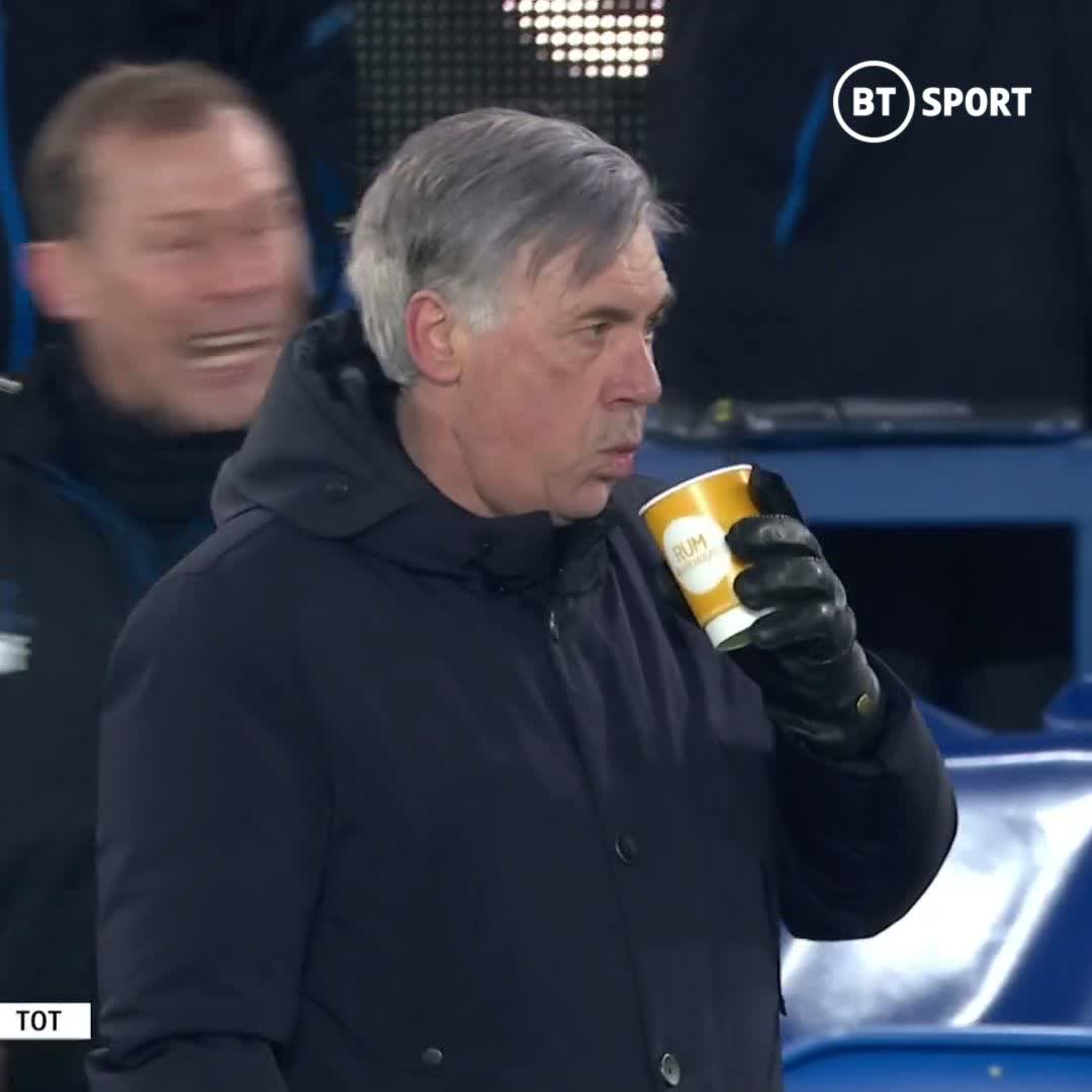 Happy birthday to Carlo Ancelotti Remember this moment ?