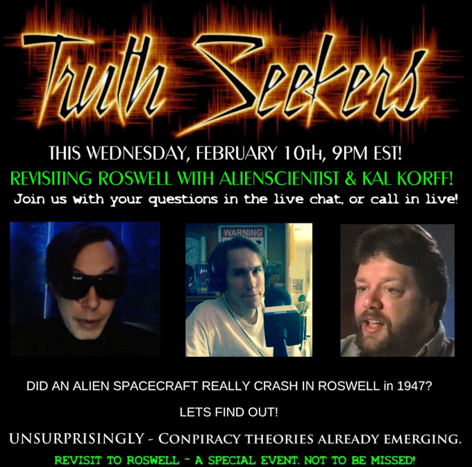Steven Cambian - Revisiting Roswell with Alienscientist and Kal Korff Et5geWRXUAgaXdW?format=png&name=small