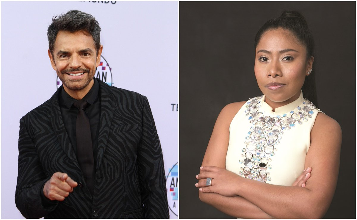Eugenio Derbez y Yalitza Aparicio forman parte del Día Mundial del Cine