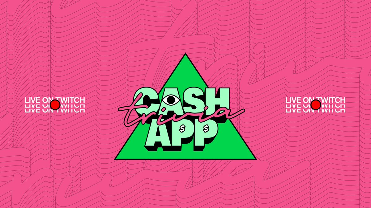 If you haven't played #CashAppTrivia wyd