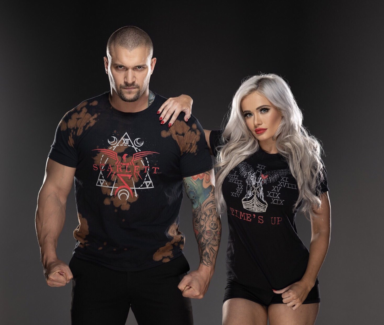 WWE Star Scarlett Shares Stunning Photos For 4th Of July Occasion 139