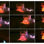 Image for the Tweet beginning: 煉獄杏寿郎の雪像が光るのは、 ライトアップではなく、 炎の呼吸です🔥笑  #とうべつ雪像コンテスト2021 #がんばろう当別 #当別町 #きめつのやいば #雪像
