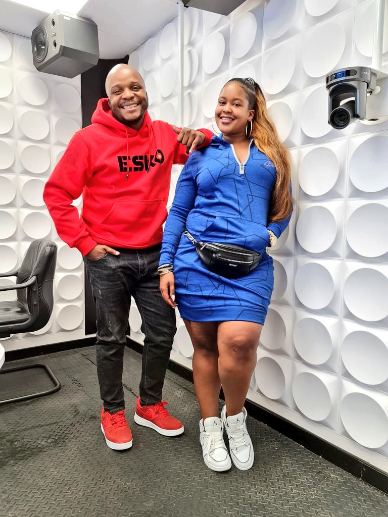 Issa Throwback Thursday! Good Morning beautiful people- how are you prepared for the coming weekend? #KameneAndJalas  @KameneGoro @ThisIsJalas