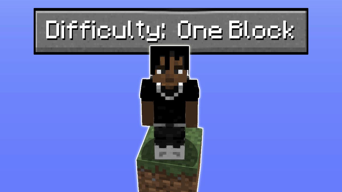 Best Cracked Minecraft Servers One Block Skyblock