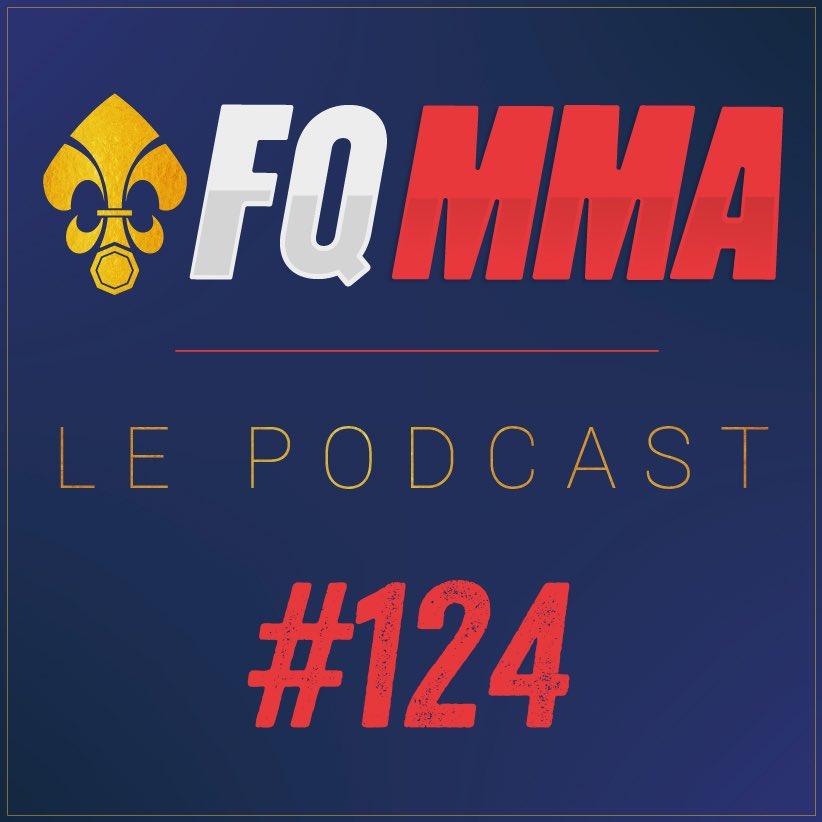 🎙Le Podcast #124 dispo ⚜️  Quand l'épisode de mardi est ressuscité : #Acharnement   👊Debrief #UFCVegas18  🇫🇷Actu  📰 #Bellator , #Khabib , #GSP , #mcgregorpoirier  🔮Jeu du Prono#UFC258  📲Sur :  -Itunes :  -Le site :  -Spotify Etc