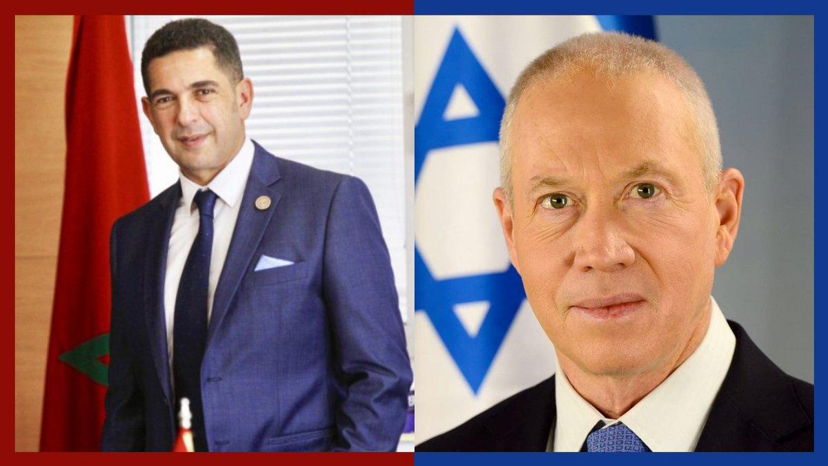 إسرائيل تغرد : في أول مكالمة هاتفية بينهما شكر وزير التعليم الإسرائيلي نظيره المغربي على قرار إدراج تراث اليهود في …