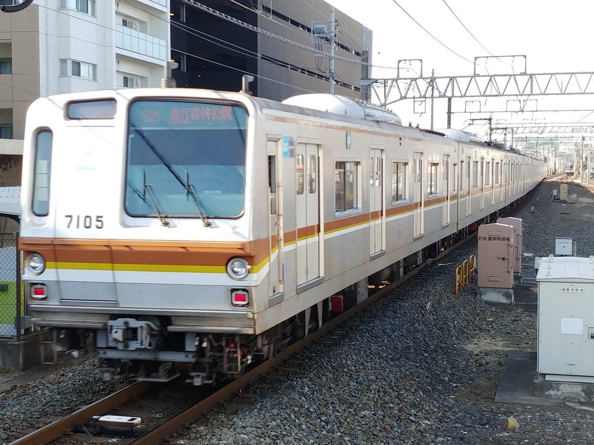 状況 twitter 運行 東 上線 東武