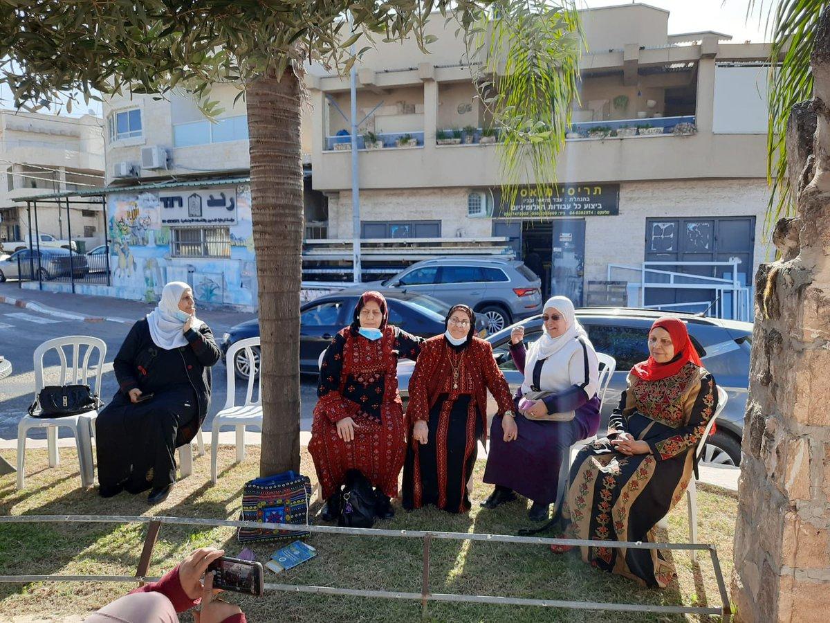 مبادرة ومشروع مميز اقامته مجموعة من النساء في باقة الغربية مدينة عربية في شمال اسرائيل ، وقد انطلق المشروع مؤخرًا من خلا…
