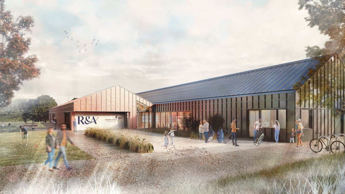 Here's a look at The R&A's plans for a new community golf facility we are hoping to open in Glasgow in Summer 2022 ⛳️  Read more about the project here 👉