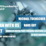 Image for the Tweet beginning: Learn more about @hunkelerag