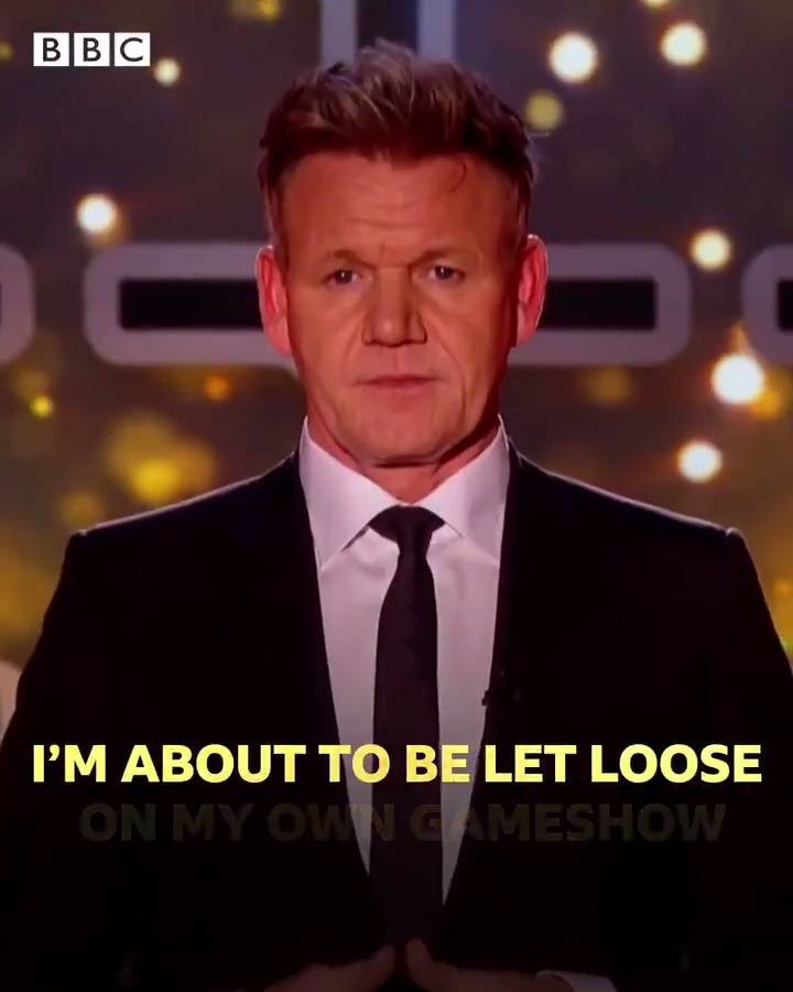 Gordon Ramsay. A £100,000 prize. A game of nerves and balance.   Is there anything more TENSE than this?!   @GordonRamsay's Bank Balance. 9pm on @BBCOne and @BBCiPlayer