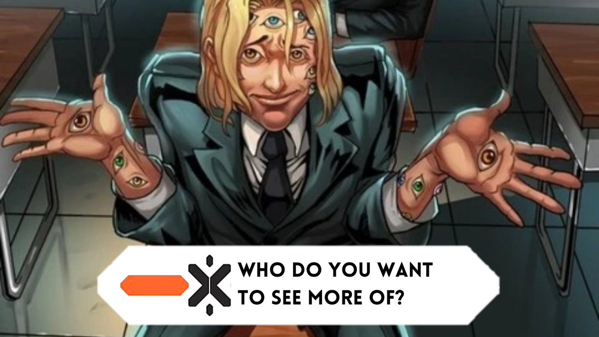 "Did ya miss us? First time guest @KrakoanMimosa jumps in the guest seat and hits the timer to talk about Hope, the mutant dream and who we'd chuck in the bin.   ""They sold you a utopia....but they gave you a job""   🎧:   #Xspoilers #XMENVOTE"